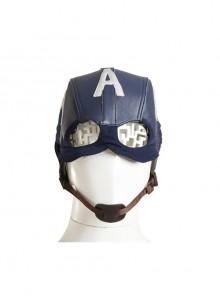 Captain America Civil War Captain America Cosplay Upgraded Version Headgear