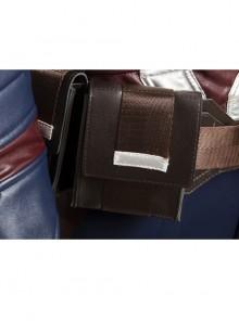 Captain America Civil War Captain America Cosplay Costume Upgraded Version Waistband Set
