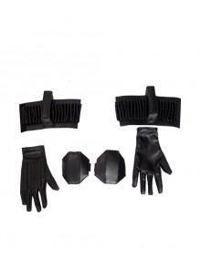 Captain America Civil War Black Widow Cosplay Costume Hands Accessories Set