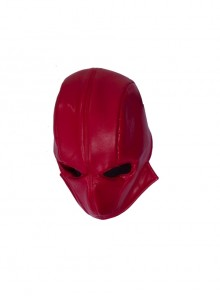 Batman Red Hood Jason Todd Halloween Cosplay Props Red Mask