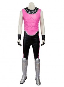 X-Men Gambit Remy LeBeau Halloween Cosplay Costume Vest And Trousers