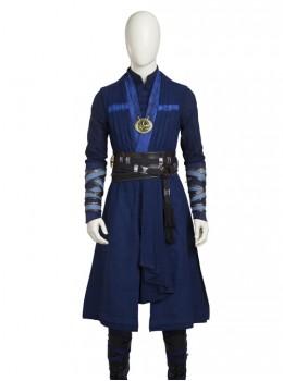 Doctor Strange Stephen Strange Halloween Cosplay Costume Sleeveless Robe Outer Clothing